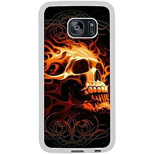 Samsung Galaxy S7 Edge Harleydavidson 10 White Shell Case,Newest Design Sales