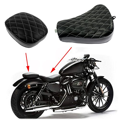 Which is the best harley sportster seat solo?