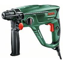 Bosch Martillo perforador PBH 2100 RE con maletín (tope de profundidad, empuñadura adicional, 550 W)