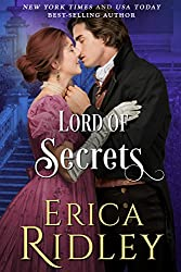 Lord of Secrets: A Historical Regency Romance Novel (Rogues to Riches Book 5)