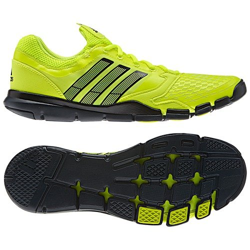 Adidas Adipure Trainer 360 Elettricità / Nero / Bianco Mens Cross Trainer Elettricità / Nero / Bianco