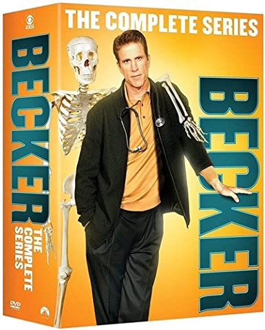 Ted Danson - Becker: The Complete Series