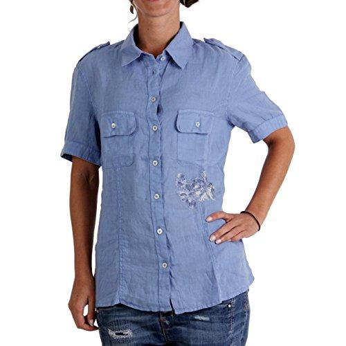 Mason's - Camisas - Uni - para mujer Azul