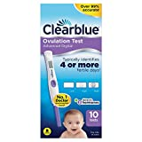 Clearblue Advanced Digital Ovulation Test--Pack of 10 Sticks
