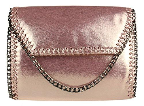 Girly Handbags - Cartera de mano Mujer champán