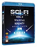 Sci-Fi Collection Vol. 2 - 5-Disc Set ( Total Recall / Serenity / After Earth / Riddick / Doom ) [ Blu-Ray, Reg.A/B/C Import - Sweden ]
