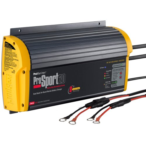 PROMARINER PROSPORT 20 GEN 3 20 AMP-2 BANK BATTERY CHARGER >> Current Edition ()