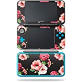 MightySkins Skin For Nintendo 2DS XL - Hibiscus | Protective, Durable, and Unique Vinyl Decal wrap cover | Easy To Apply, Remove, and Change Styles | Made in the USA