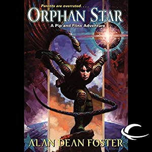 Orphan Star Audiobook