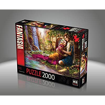 Sk Jigsaw Puzzle 2000 Pieces