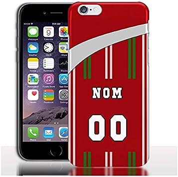 Coque Portable RCT Toulon iPhone 6,6s, Coque Rigide Anti Chocs ...