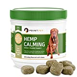 Now You Can Finally Help Your Dog Be Happier, Healthier And More Relaxed With Our Calming Hemp Supplement! Almost every dog will experience some kind of anxiety during his lifetime, such as thunderstorms, fireworks, loud noises, people, travel or oth...