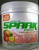 ADVOCARE Spark Energy : Mango Strawberry Spark NET WT. 10.5 OZ