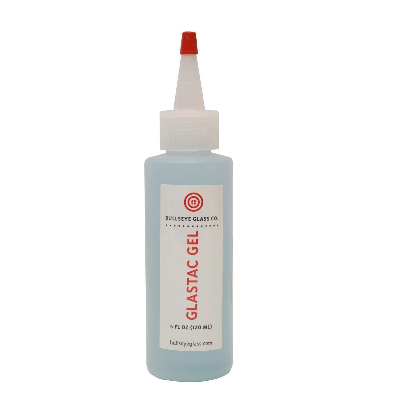 49510-Bullseye Glastac Fusing Adhesive Gel Glue 4oz.