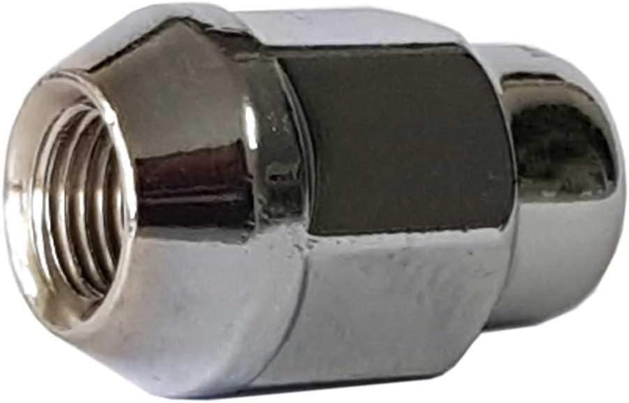 20 Wheel Nuts Taper Collar Closed M12 x 1.25 HEX19 SU LA
