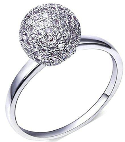 Bague-PersonnalisAdisaer-Bague-Femme-Plaque-Or-Bague-de-Fiancaille-Gravure-Balle-Ronde-Bague-Diamant-Taille-515-615