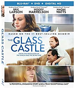 The Glass Castle [Blu-ray + DVD]