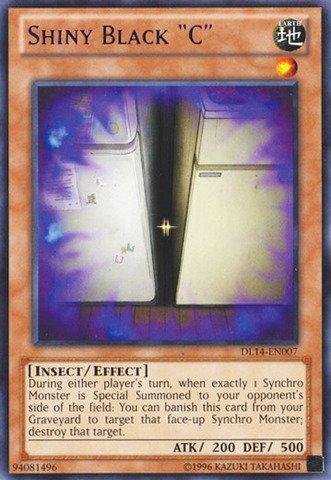 Yu-Gi-Oh! - Shiny Black
