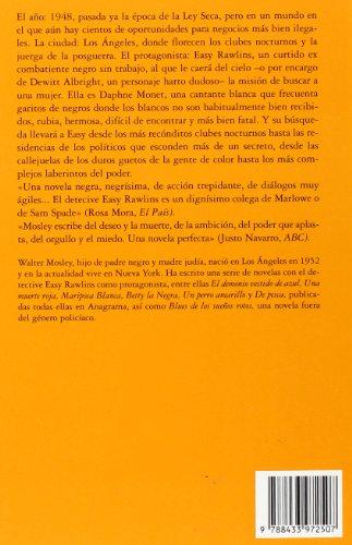 El demonio vestido de azul / Devil in a Blue Dress (Compactos Anagrama) (Spanish Edition)