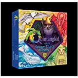 Satiama, LLC QUINTANGLED: A Game of Strategy, Chance, and Destiny (Board Game, Boxed)