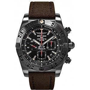 Breitling Chronomat 44 Blacksteel MB0111C3/BE35-108W