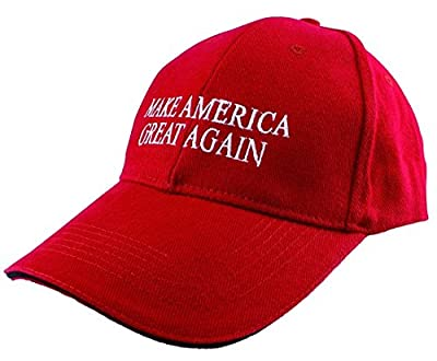 Make America Great Again Hats Unisex Embroidered Donald Trump