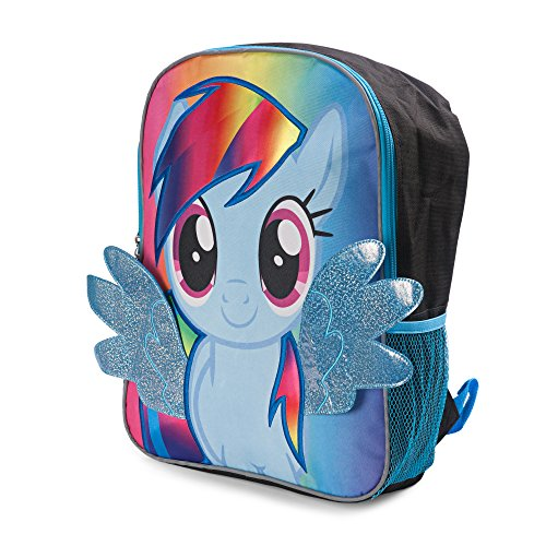 my little pony rainbow dash large 16 inch backpack buy