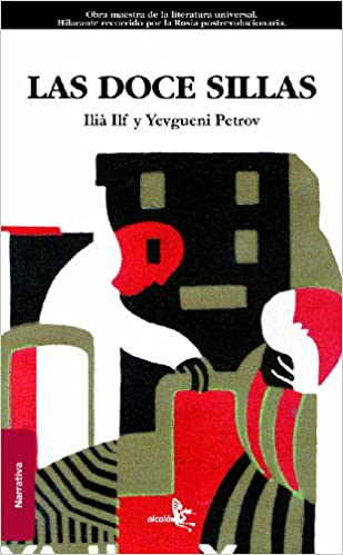 Las doce sillas (Spanish Edition): Ilia Ilf, Yevgueni Petrov ...