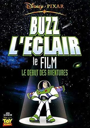 Buzz Léclair Le Film Amazonfr Tad Stones Dvd Blu Ray