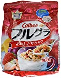 Calbee Fruit granola 800g x 2 Packs