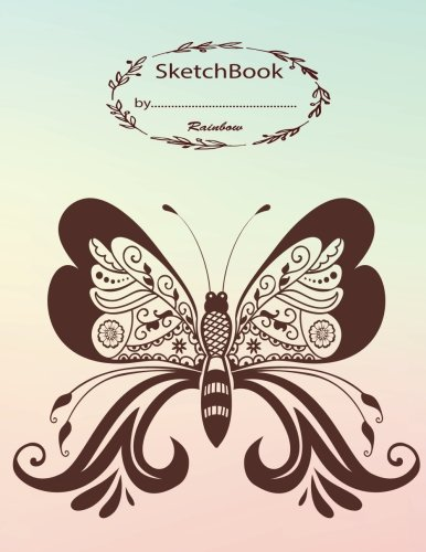 Sketchbook: Notebook Journal for Writing Letters & Words  Diary Dot Graph & Line Sketch 8.5