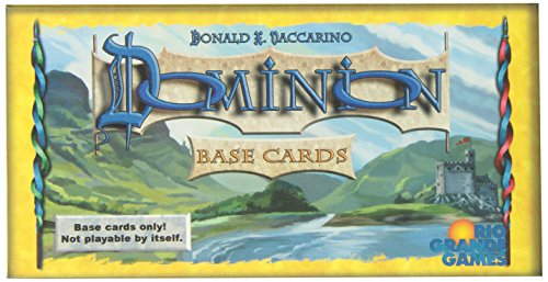 - Rio Grande Games Dominion Base Cards