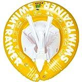 【跨境购】Freds 弗雷德 swimtrainer宝宝游泳圈 黄色(德国品牌 香港直邮) 包税
