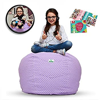 Amazon Com Creative Qt Extra Large Stuff N Sit Stuffed
