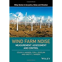 Wind Farm Noise: Measurement, Assessment, and Control