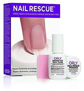 Orly Nail Repair 'Nail Rescue' 3 Easy Steps