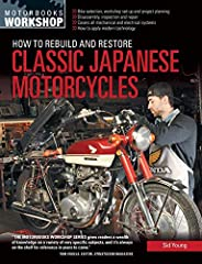 Everything you need to know to restore or customize your classic Japanese motorcycle.                           Whether you want to correctly restore a classic Japanese motorcycle or create a modified, custom build,...
