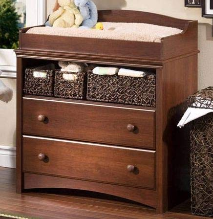 Modern Nursery Dresser Drawers for Clothes Royal ()