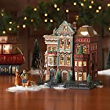 Department 56 Christmas In The City East Village Row House Set of 2