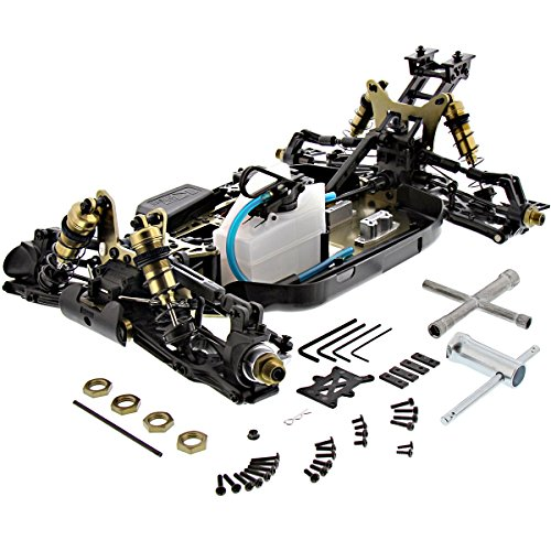 Kyosho Inferno - Kyosho 1/8 Inferno MP9 TKI3 RS 4WD COMPLETE ROLLING CHASSIS Roller Ready Set