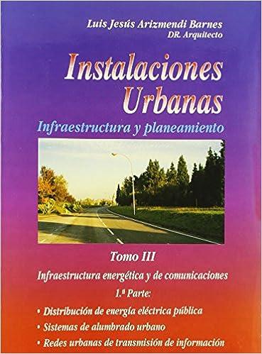 Amazon libros gratis kindle descargas Instalaciones Urbanas Iii (parte 1) PDF 848519859X