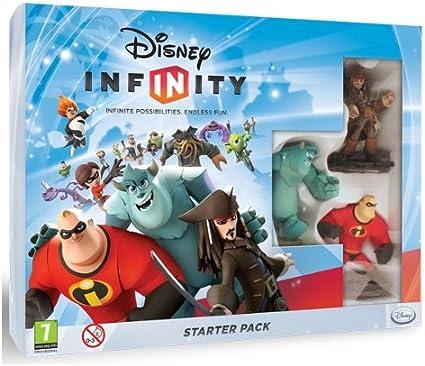 Disney Infinity Starter Pack: Sony: Amazon.es: Videojuegos
