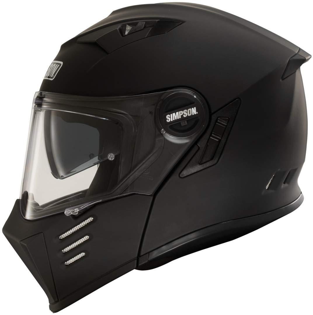 Simpson Darksome Solid Casco integrale da moto