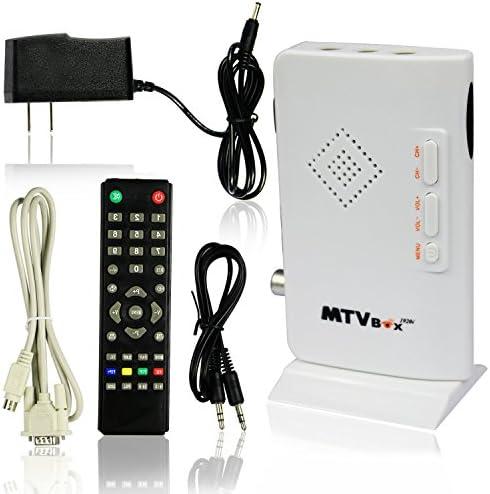 Box TV Digital VGA LCD / CRT / AV del sintonizador del palillo Box ...