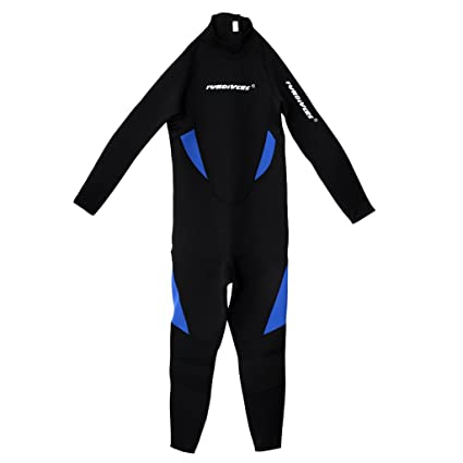 49d1fdea8c Homyl Professional 3MM Neoprene Wetsuit Full Body Wet Suit For Men Scuba  Dive Swimming Surfing Snorkeling