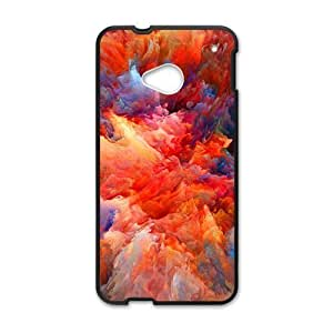 colorful personalized high quality cell phone case for HTC M7