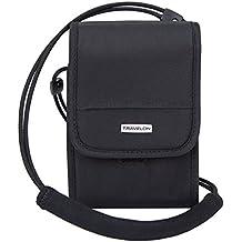 Travelon Luggage Anti-Theft Travel Wallet, Black