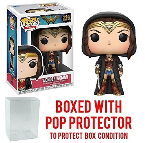 Wonder Woman Movie Cloak Pop! Vinyl Figure and