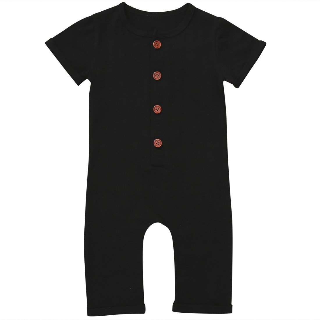 37008dd2488 Black Button Up Shirt For Baby Boy - BCD Tofu House