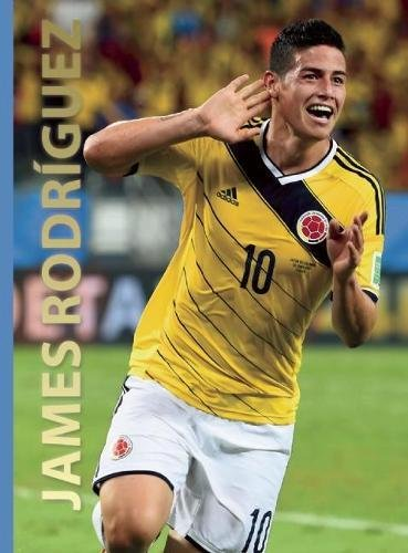 James Rodriguez (World Soccer Legends)